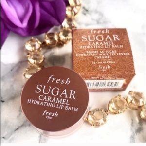 🆕NIB▪️FRESH Sugar Lip CARAMEL Hydrating Balm
